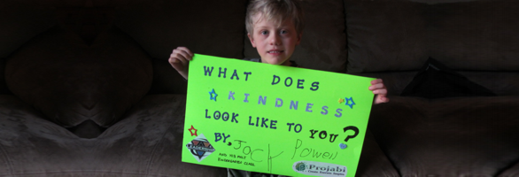 Jack's Kindness Awareness Project – Projabi